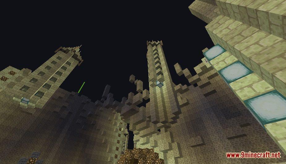 Void Matrix- Remastered Map Screenshots 6
