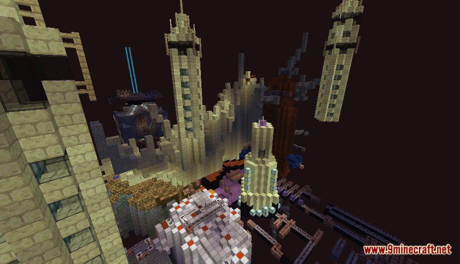 Void Matrix- Remastered Map Screenshots 7