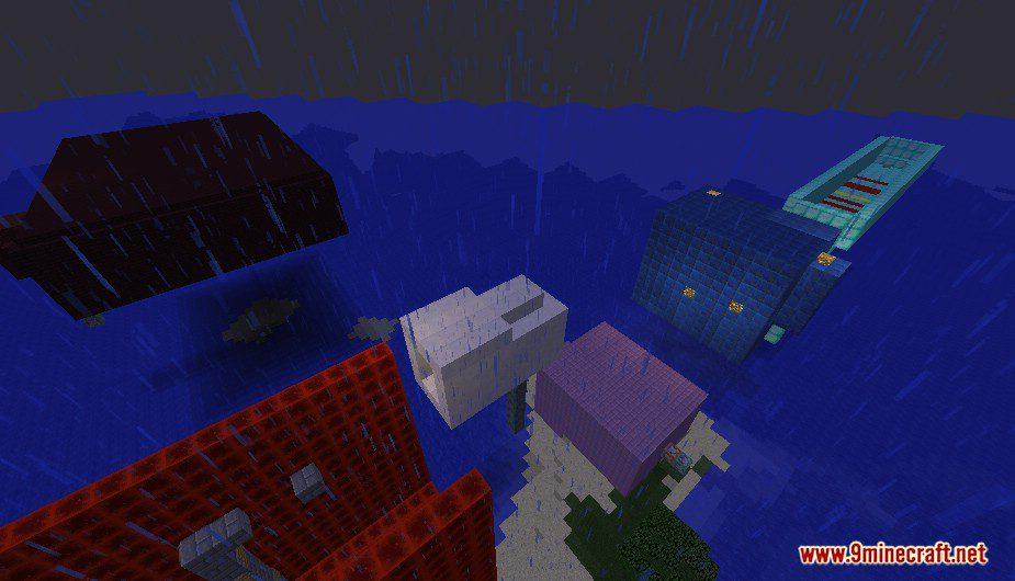 Zombie Prison Map Screenshots 4