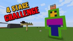 4 stage challenge Map Thumbnail