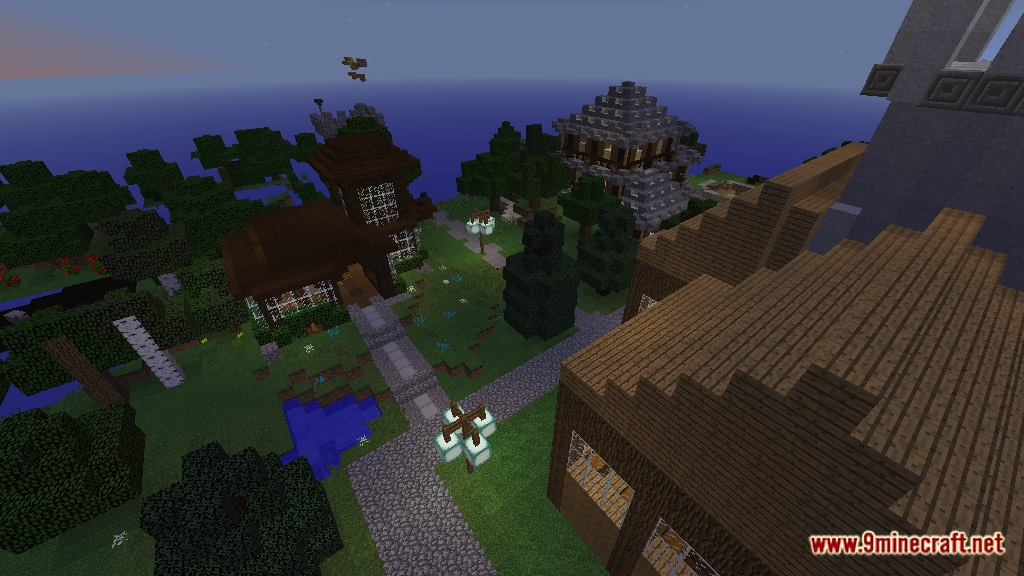 Angelville Map Screenshots 8