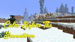 Calm Before The Snowstorm Map Thumbnail