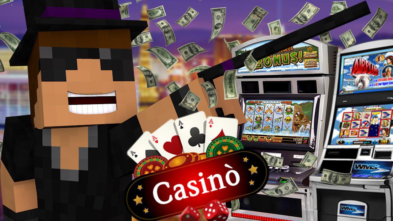 CasinoCraft Mod