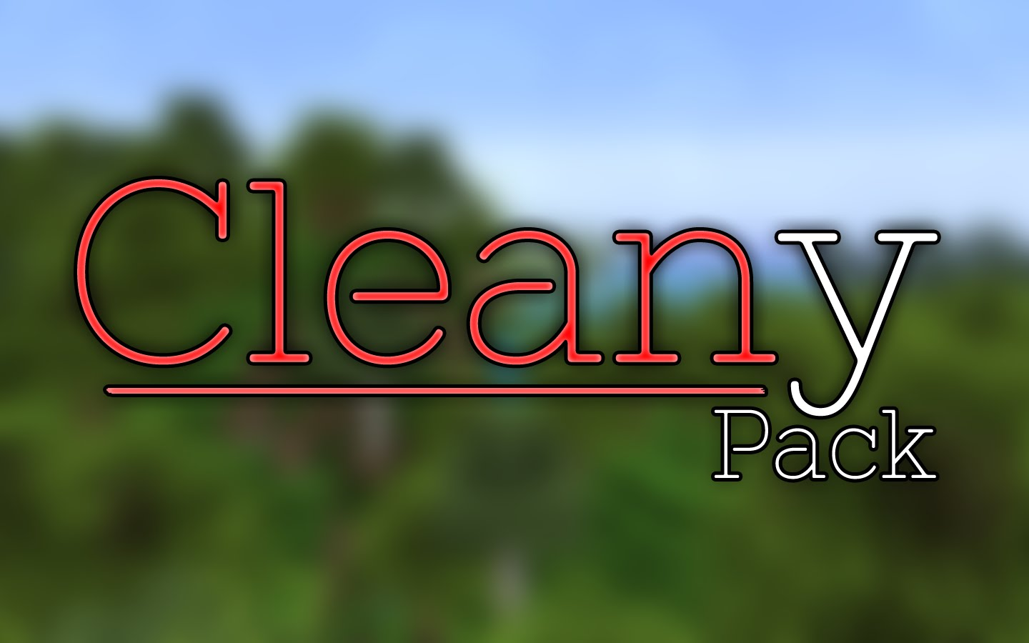 Cleany Resource Pack