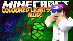 Colored Lights Mod