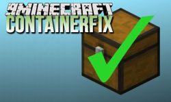 ContainerFix Mod