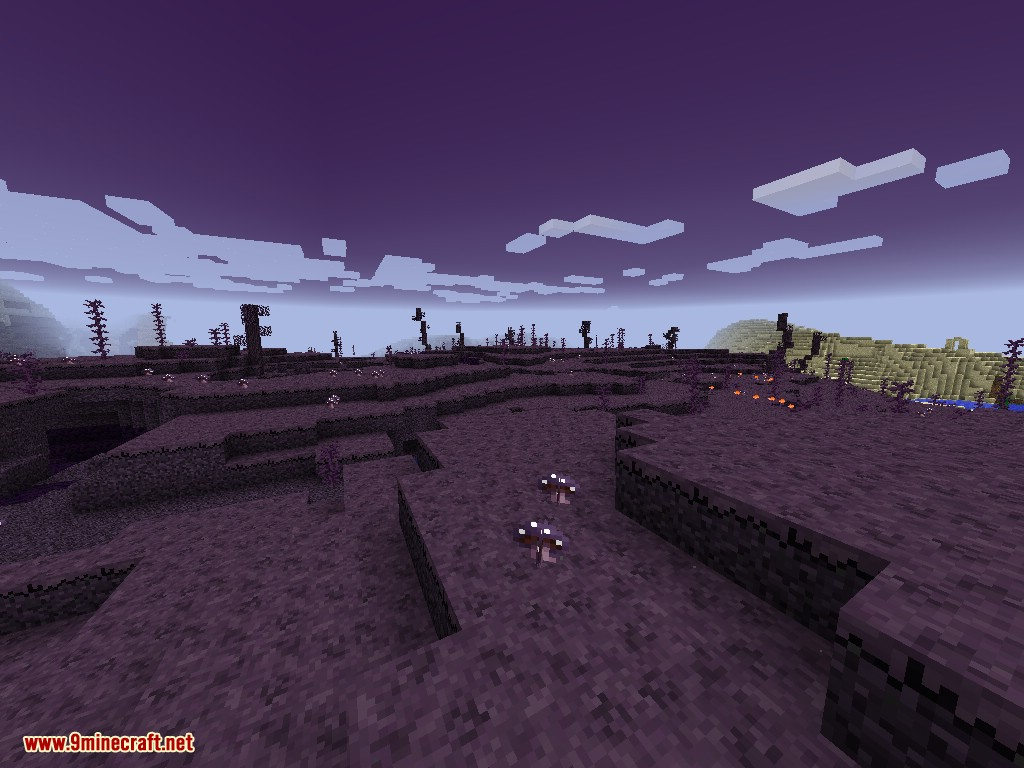 Defiled Lands Mod Features 2