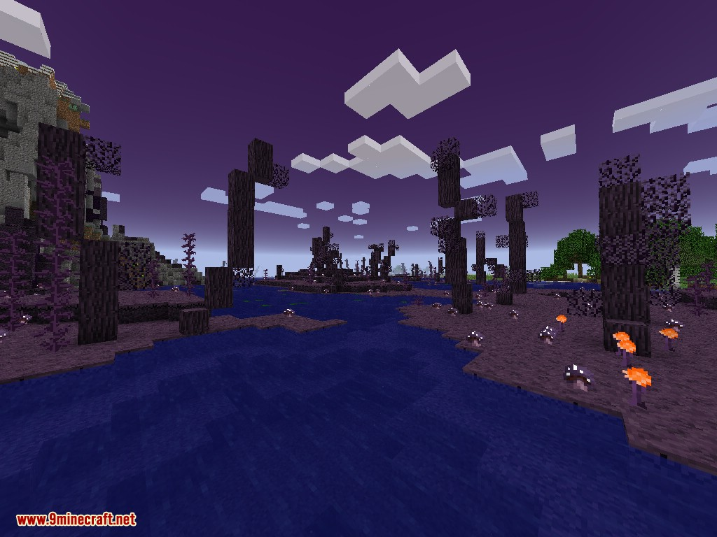Defiled Lands Mod Features 3