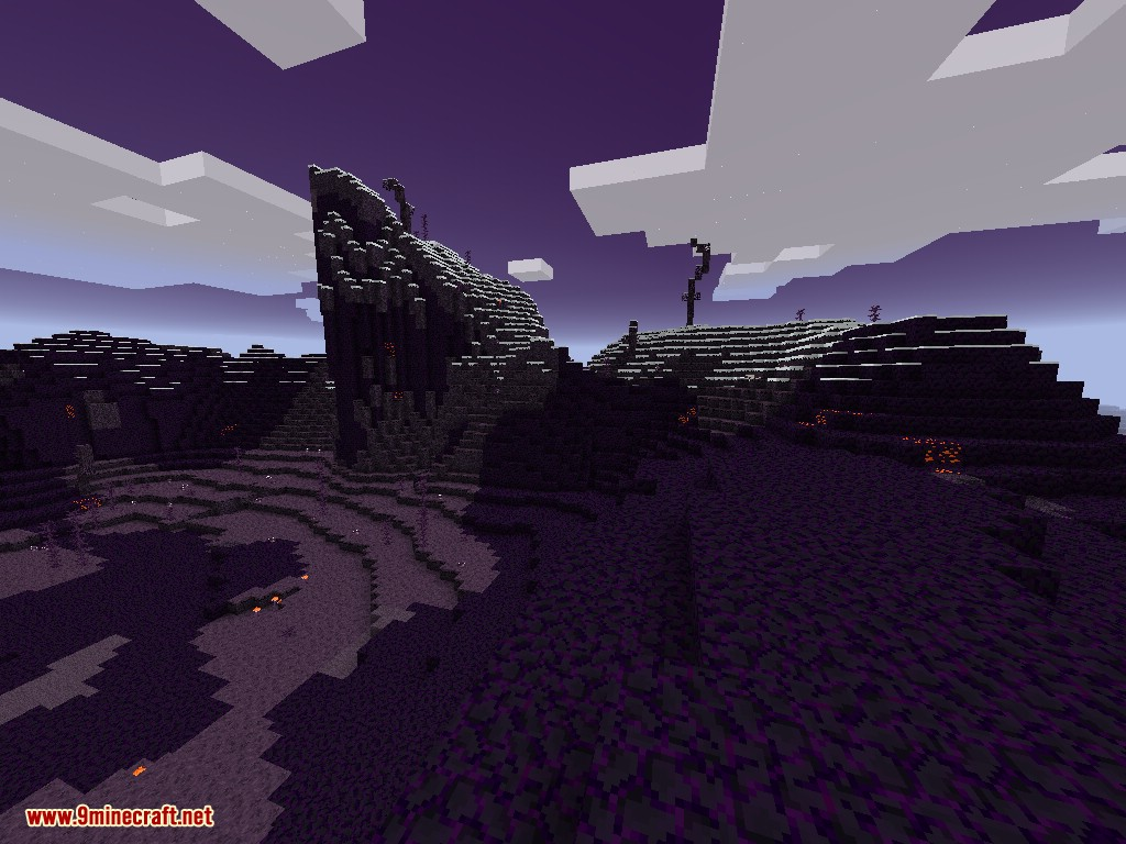 Defiled Lands Mod Features 6