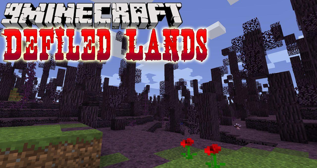 Defiled Lands Mod