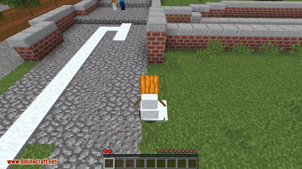 Enhanced Snowman Mod Screenshots 2
