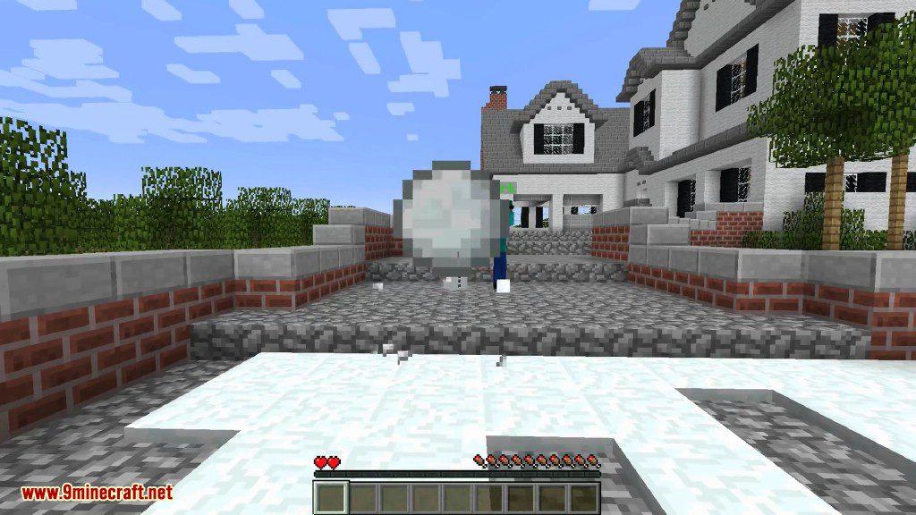 Enhanced Snowman Mod Screenshots 4