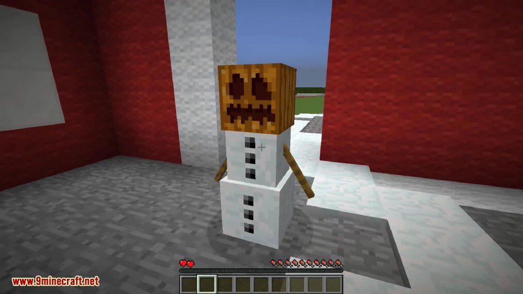 Enhanced Snowman Mod Screenshots 5