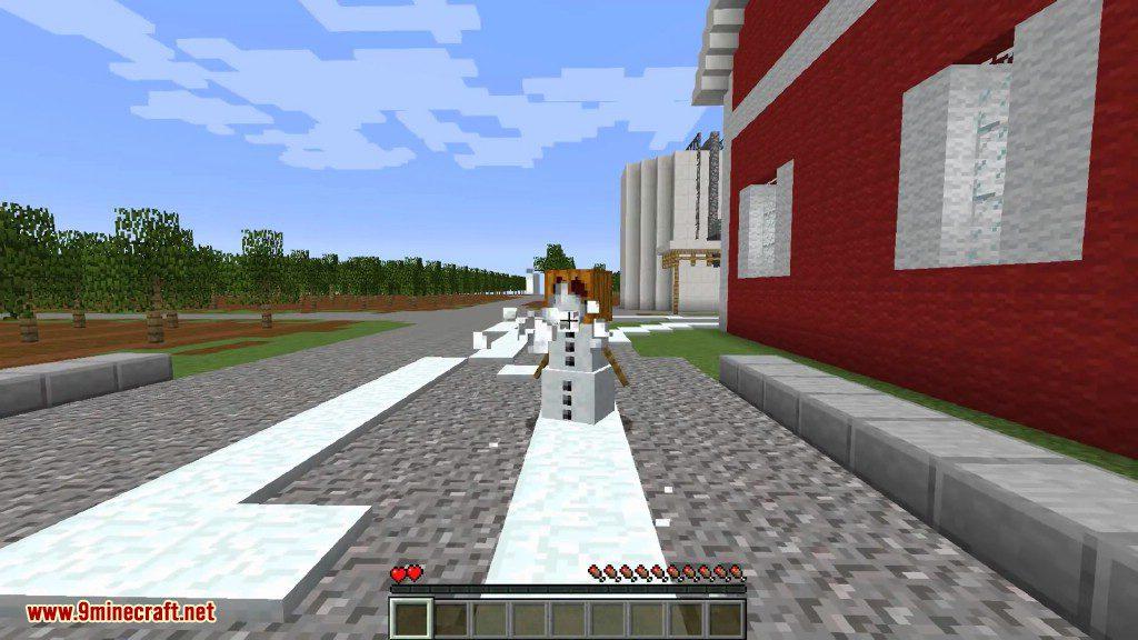 Enhanced Snowman Mod Screenshots 7