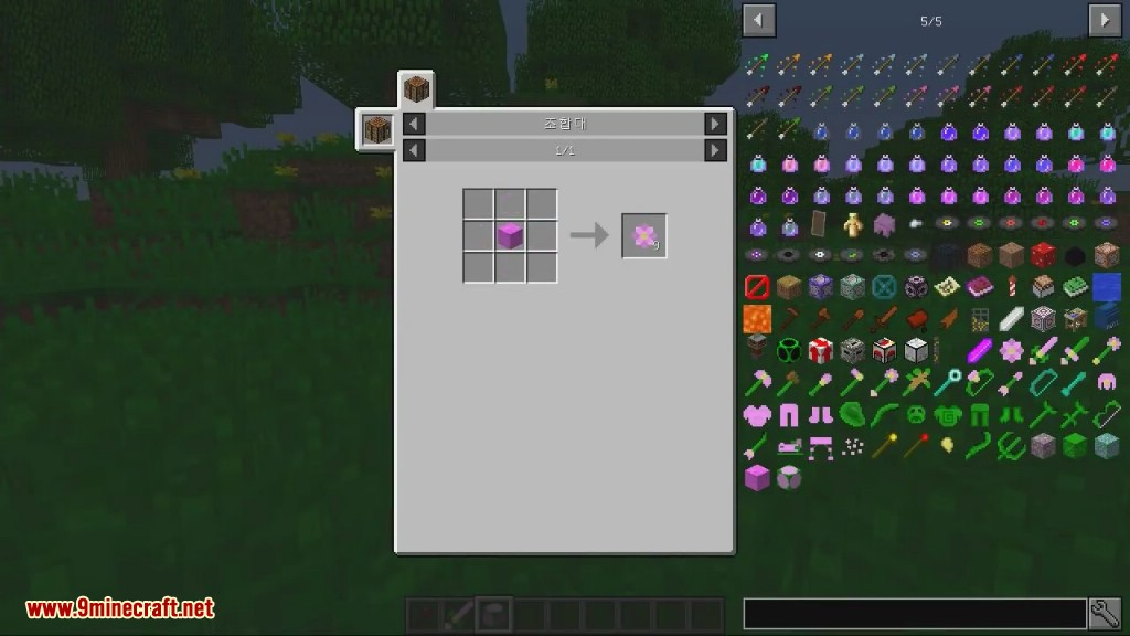 Florite Mod 1 12 2 (Living Ores, Just Like Terraria) - 9Minecraft Net