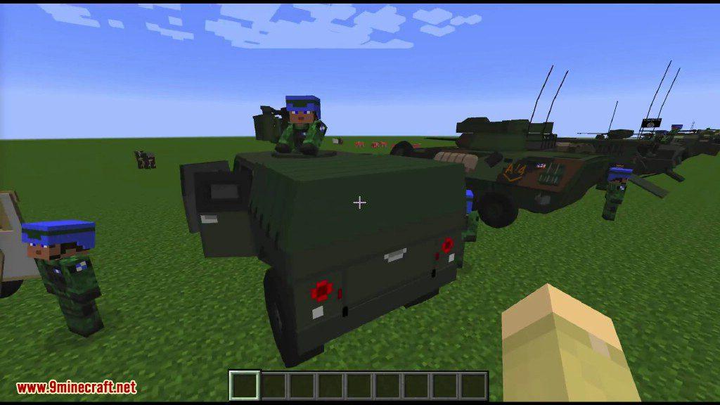 Global Firestorm Pack Mod Screenshots 1