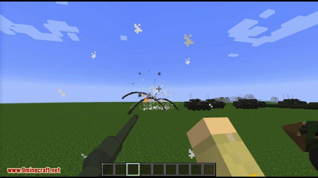 Global Firestorm Pack Mod Screenshots 10
