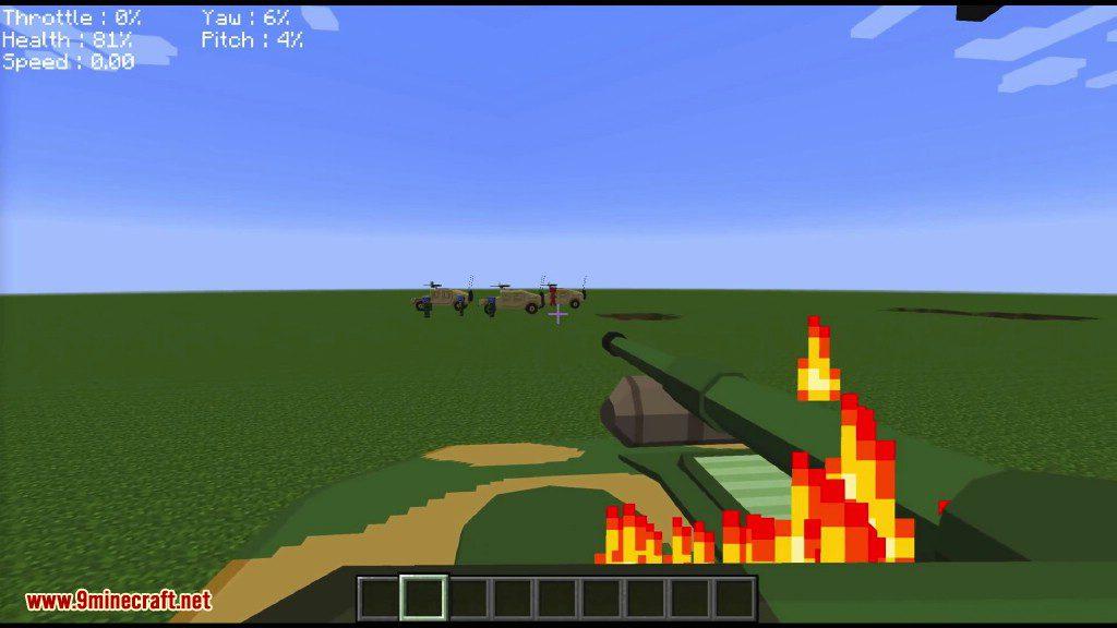 Global Firestorm Pack Mod Screenshots 6