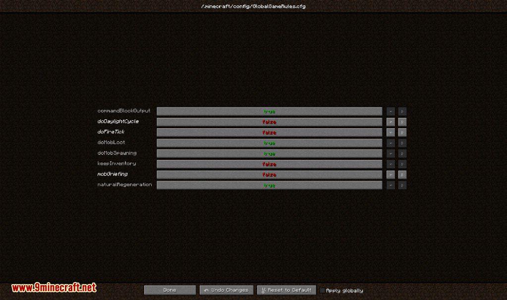 Global GameRules Mod Screenshots 2