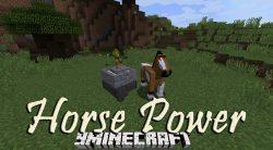 Horse Power Mod