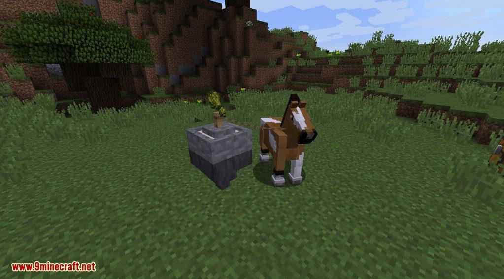 Horse Power Mod Screenshots 1
