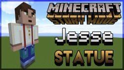 Jesse Statue Map Thumbnail