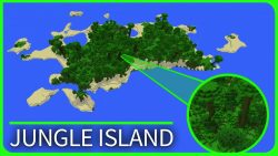 Jungle Island Map Thumbnail