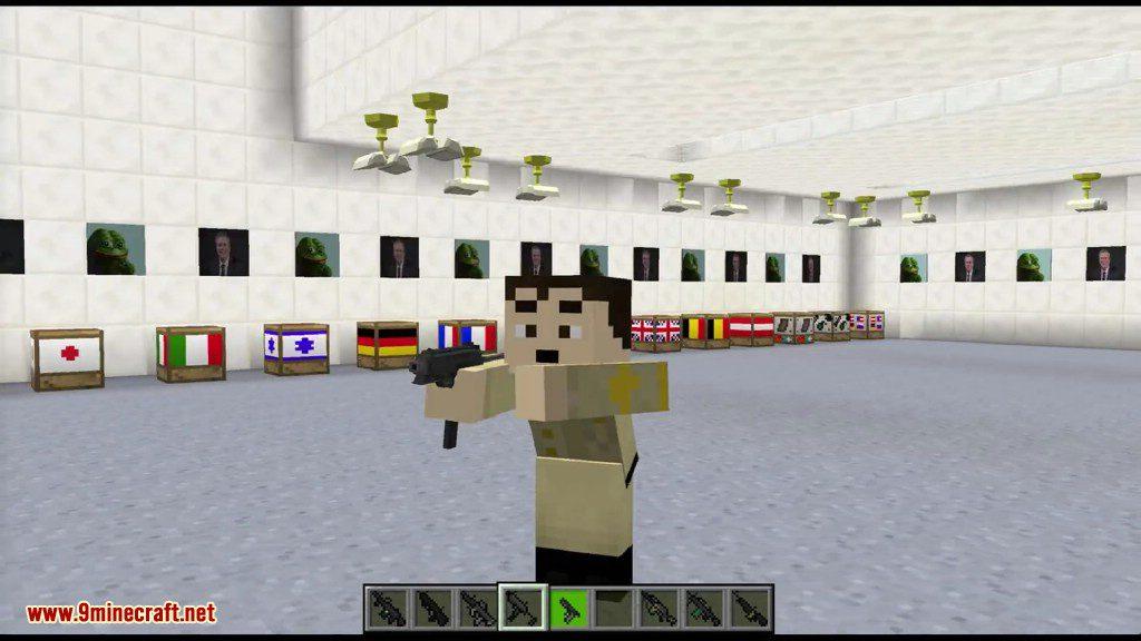 Machetemen Arms Pack Mod Screenshots 10