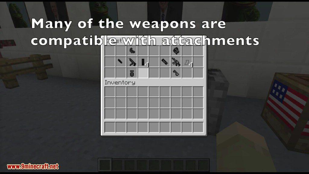 Machetemen Arms Pack Mod Screenshots 12