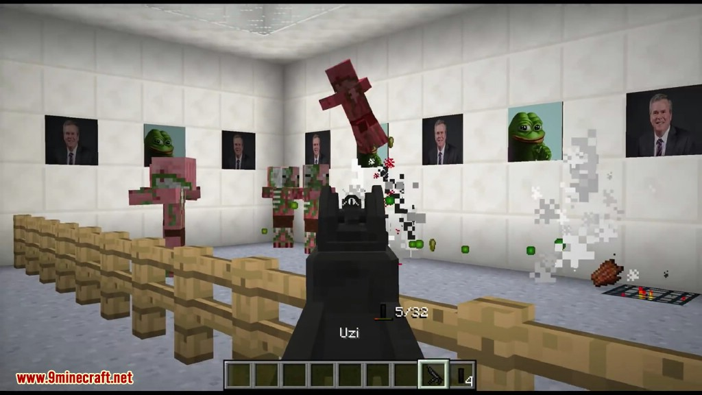 Machetemen Arms Pack Mod Screenshots 13