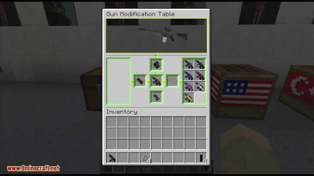 Machetemen Arms Pack Mod Screenshots 14