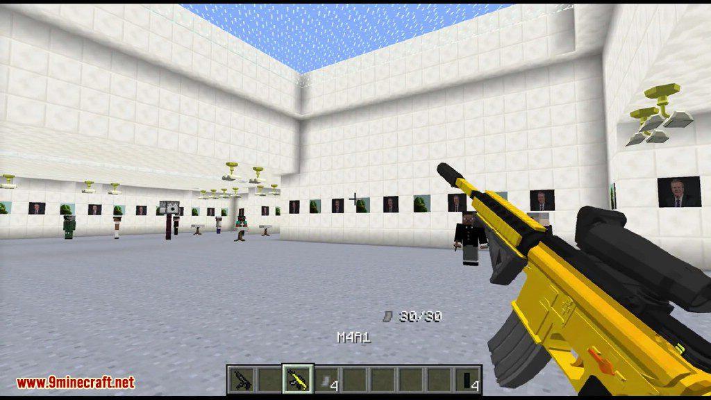 Machetemen Arms Pack Mod Screenshots 15