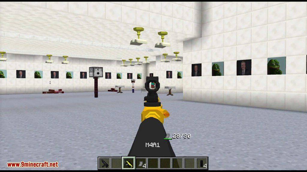 Machetemen Arms Pack Mod Screenshots 16