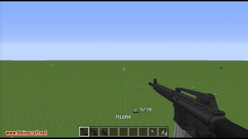 Machetemen Arms Pack Mod Screenshots 19