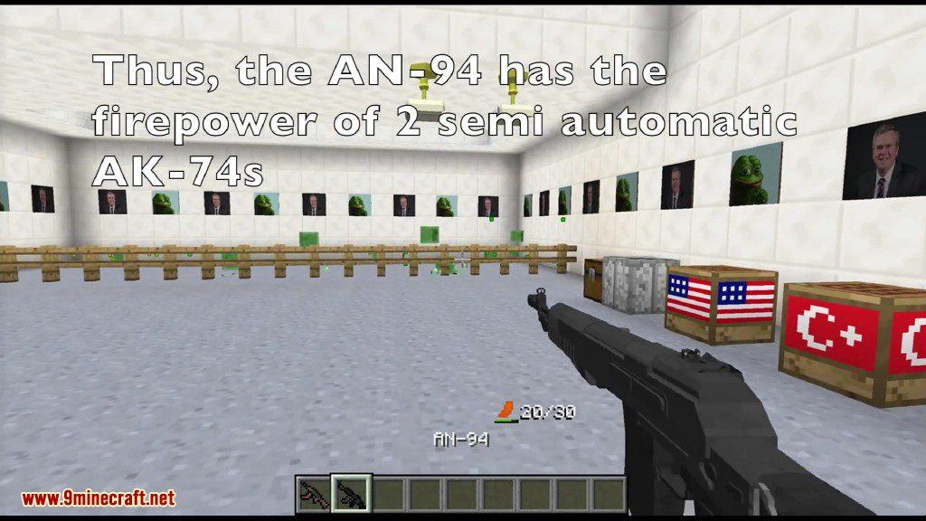 Machetemen Arms Pack Mod Screenshots 23