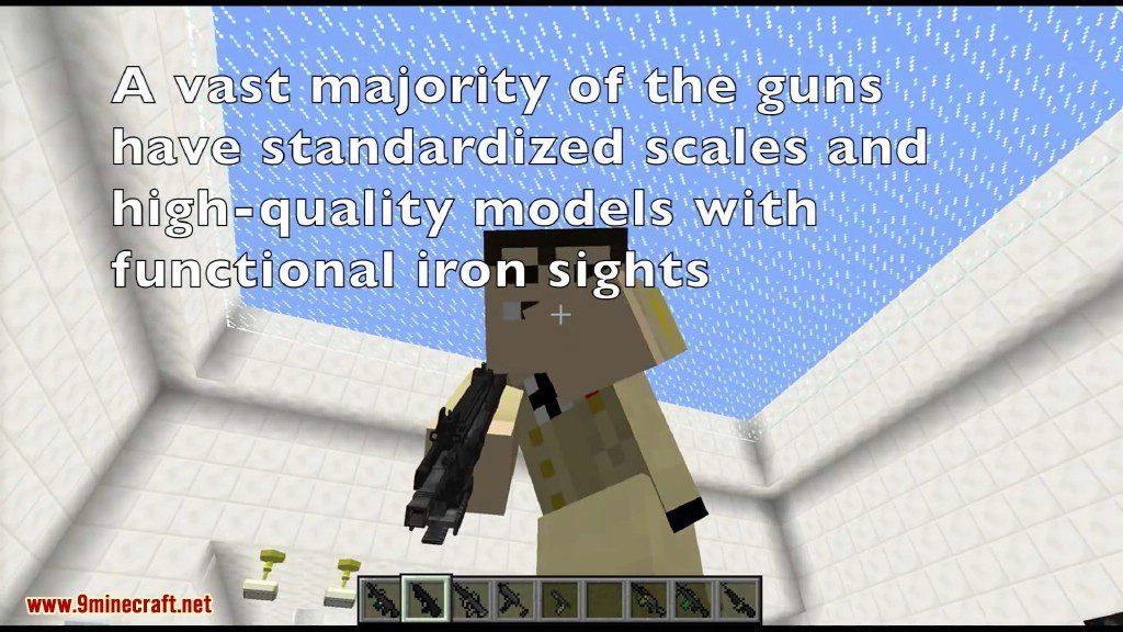 Machetemen Arms Pack Mod Screenshots 8