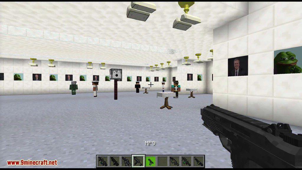 Machetemen Arms Pack Mod Screenshots 9