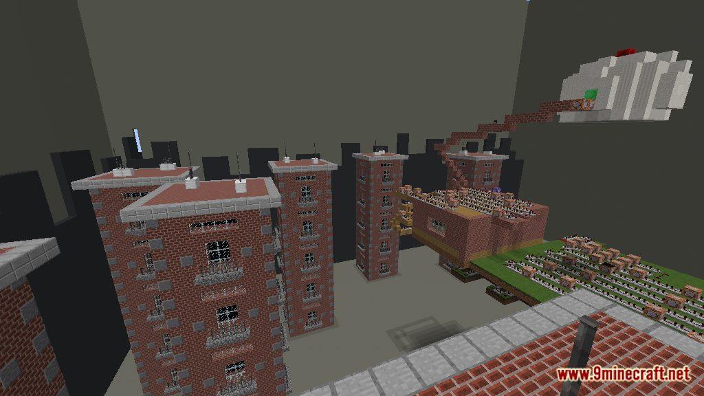 Master's trial- Dropper Map Screenshots 6