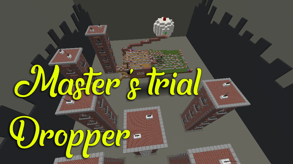 Master's trial: Dropper Map Thumbnail