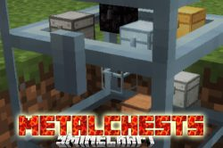 MetalChests Mod