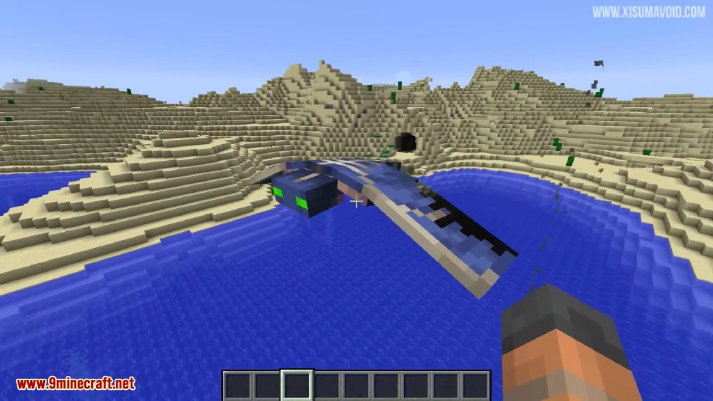 Minecraft 1.13 Snapshot 18w10a Screenshots 13