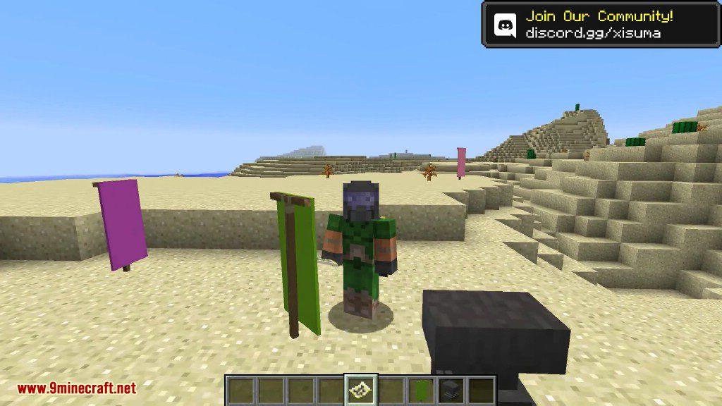 Minecraft 1.13 Snapshot 18w10a Screenshots 4