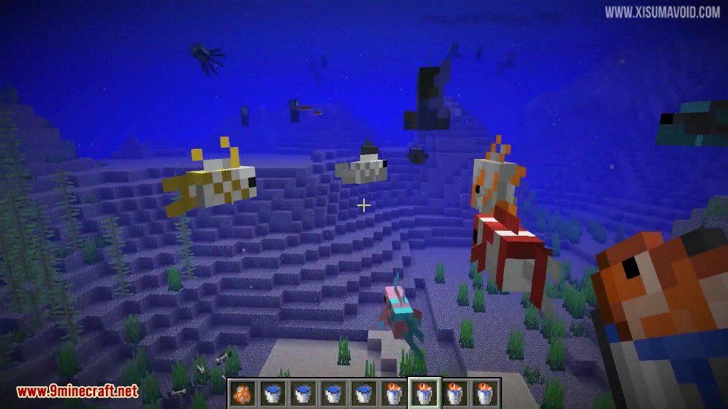 Minecraft 1.13 Snapshot 18w10a Screenshots 5