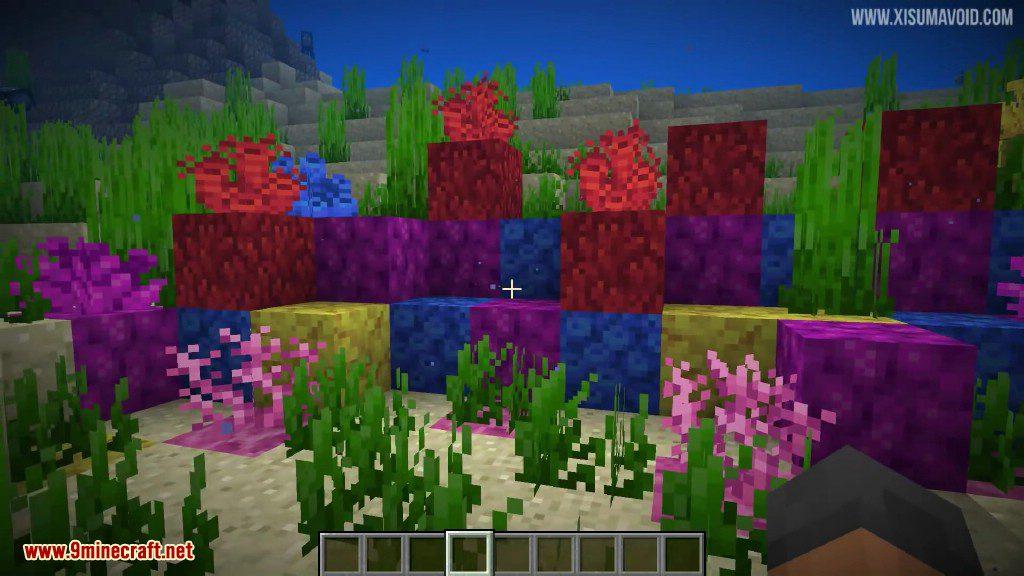 Minecraft 1.13 Snapshot 18w10a Screenshots 9