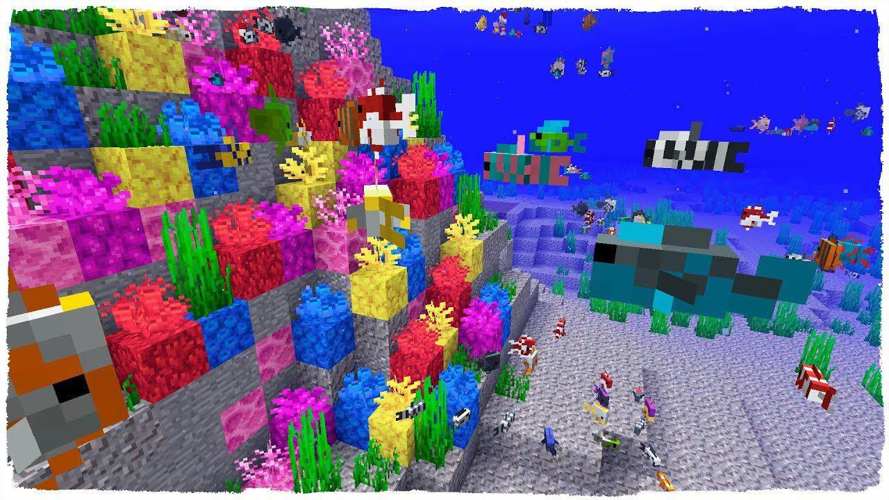 Minecraft 1.13 Snapshot 18w10a