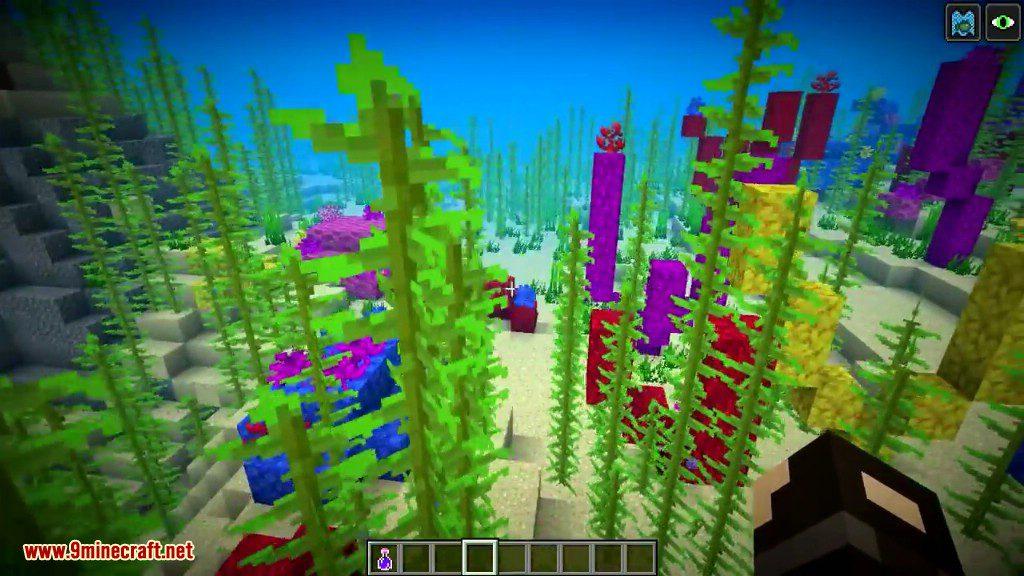 Minecraft 1.13 Snapshot 18w10d Screenshots 2