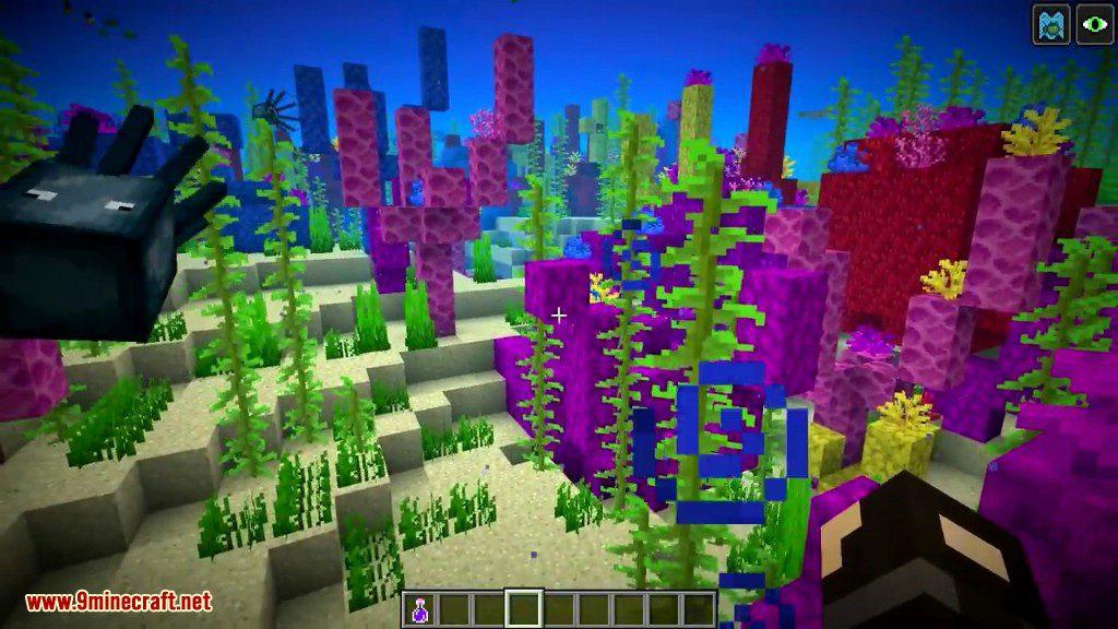 Minecraft 1.13 Snapshot 18w10d Screenshots 3