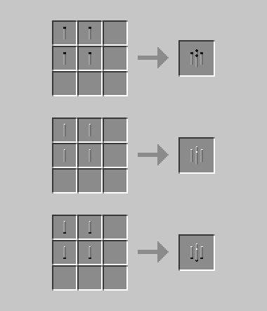 Modern Light Mod Crafting Recipes 5