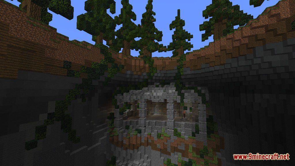 Mystic Maze Map Screenshots 4