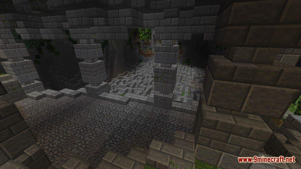 Mystic Maze Map Screenshots 7